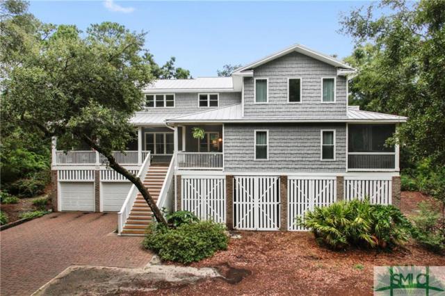 123 Catalina Drive, Tybee Island, GA 31328 (MLS #193629) :: Coastal Savannah Homes
