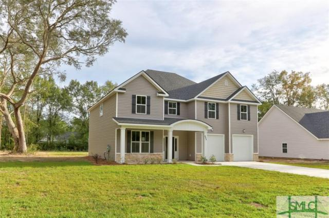 602 Bledsoe Drive, Guyton, GA 31312 (MLS #193687) :: Coastal Savannah Homes