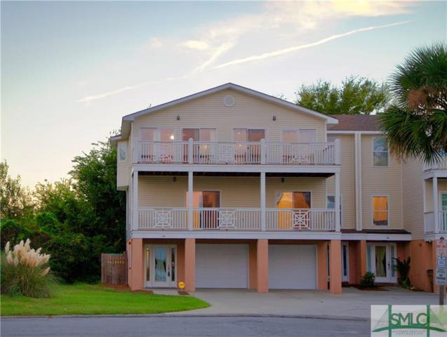 44 Captains View, Tybee Island, GA 31328 (MLS #193987) :: The Robin Boaen Group