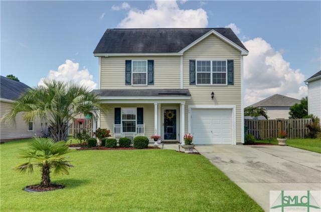 356 Winchester Drive, Pooler, GA 31322 (MLS #194180) :: The Arlow Real Estate Group
