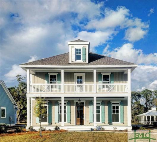 116 Bluffside Circle, Savannah, GA 31404 (MLS #194895) :: McIntosh Realty Team