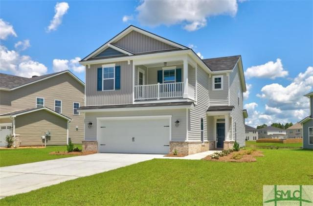 205 Willow Point Circle, Savannah, GA 31407 (MLS #195426) :: Liza DiMarco