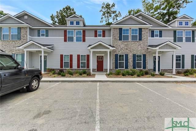 43 Reese Way, Savannah, GA 31419 (MLS #195433) :: Keller Williams Coastal Area Partners