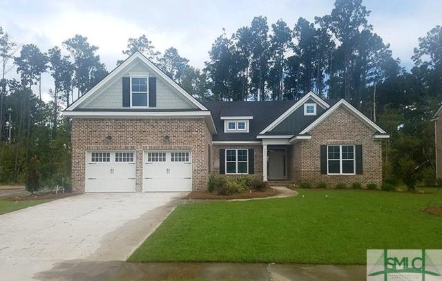 640 Wyndham Way, Pooler, GA 31322 (MLS #195552) :: Coastal Savannah Homes