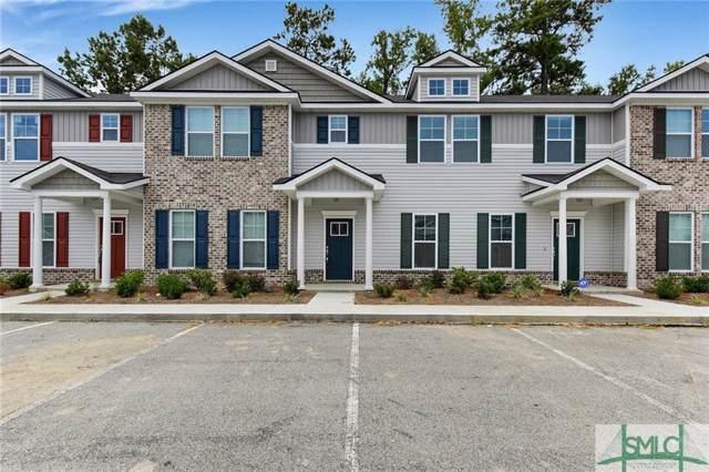45 Reese Way, Savannah, GA 31419 (MLS #195607) :: Keller Williams Coastal Area Partners