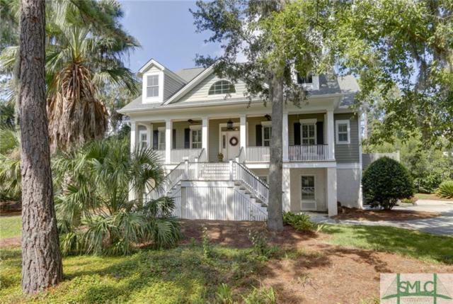 118 Marsh Harbor Drive S, Savannah, GA 31410 (MLS #195654) :: The Arlow Real Estate Group