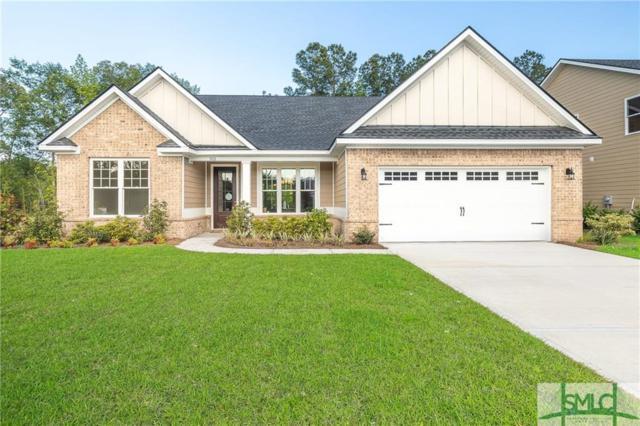 103 Highland Circle, Richmond Hill, GA 31324 (MLS #195821) :: The Randy Bocook Real Estate Team