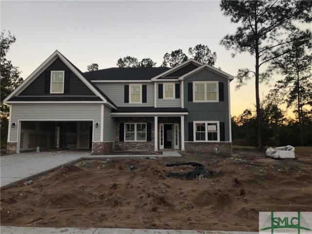 138 Timberland Trail, Richmond Hill, GA 31324 (MLS #196031) :: The Arlow Real Estate Group
