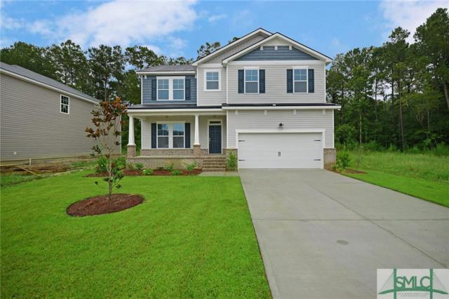 72 Dunnoman Drive, Savannah, GA 31419 (MLS #196140) :: The Sheila Doney Team