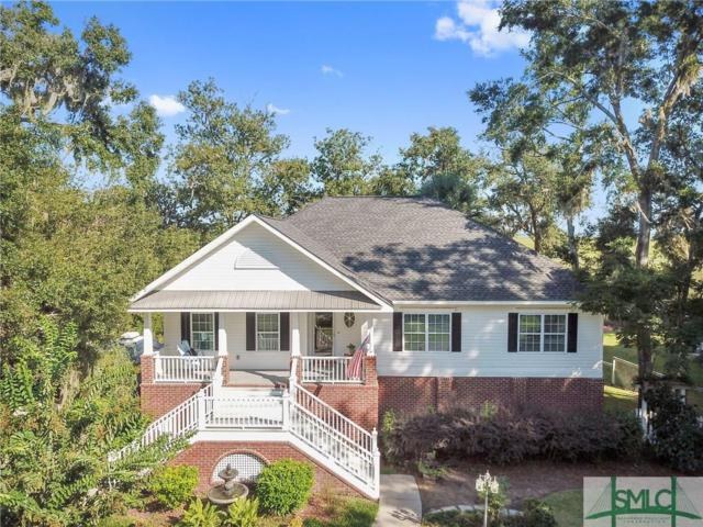 355 Youmans Road, Midway, GA 31320 (MLS #196175) :: Teresa Cowart Team