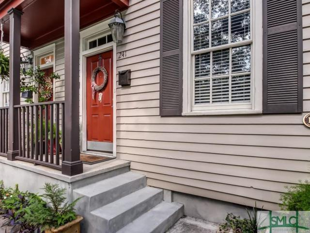 241 E Broad Street, Savannah, GA 31401 (MLS #196474) :: Keller Williams Realty-CAP