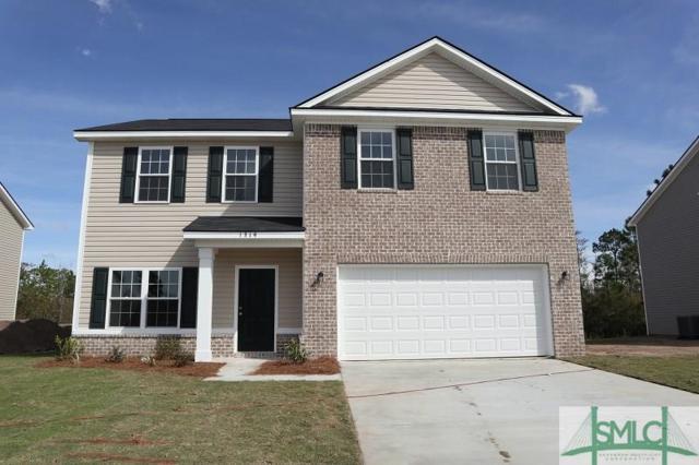 1319 Windrow Drive, Hinesville, GA 31313 (MLS #196644) :: The Randy Bocook Real Estate Team