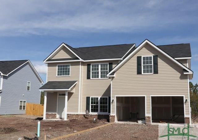 1321 Windrow Drive, Hinesville, GA 31313 (MLS #196645) :: The Randy Bocook Real Estate Team
