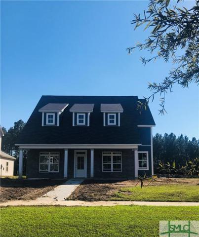 410 Lakeside Boulevard, Port Wentworth, GA 31407 (MLS #196993) :: Coastal Savannah Homes