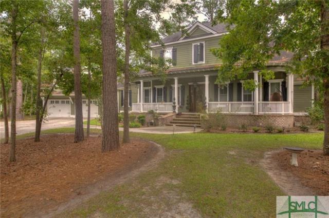 80 Hickory Street, Richmond Hill, GA 31324 (MLS #197015) :: The Arlow Real Estate Group