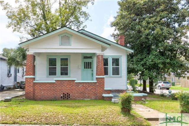 943 W 41st Street, Savannah, GA 31415 (MLS #197179) :: Coastal Savannah Homes