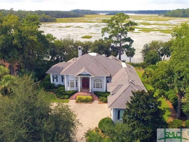 51 Islanders Retreat, Savannah, GA 31411 (MLS #197550) :: Coastal Savannah Homes