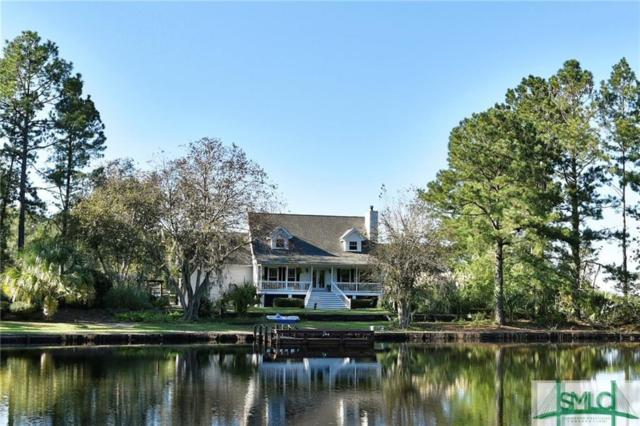 216 Mill Run Road, Richmond Hill, GA 31324 (MLS #197911) :: Coastal Savannah Homes