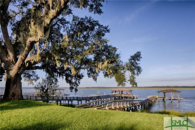 1738 Wilmington Island Road, Savannah, GA 31410 (MLS #197994) :: The Randy Bocook Real Estate Team