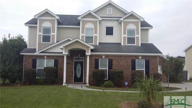 199 Greyfield Circle, Savannah, GA 31407 (MLS #198014) :: Teresa Cowart Team