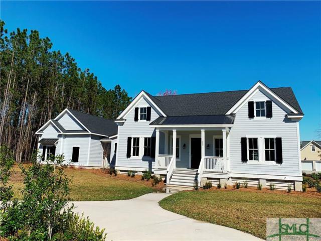 222 Westbrook Lane, Pooler, GA 31322 (MLS #198078) :: The Randy Bocook Real Estate Team
