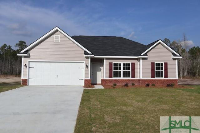 521 Archie Way NE, Ludowici, GA 31316 (MLS #198293) :: McIntosh Realty Team
