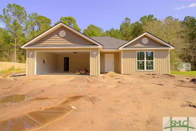 43 Hidden Creek Drive, Guyton, GA 31312 (MLS #198532) :: Coastal Savannah Homes