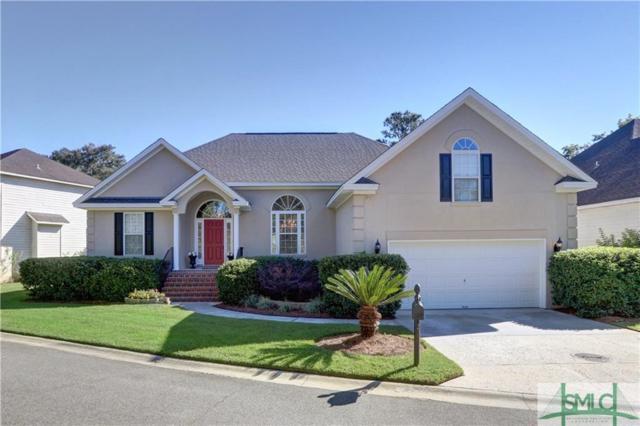225 Mariners Way, Savannah, GA 31419 (MLS #198534) :: Coastal Savannah Homes