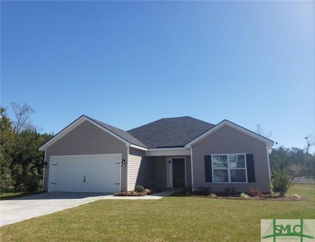 3 Triton Court, Savannah, GA 31419 (MLS #198782) :: The Randy Bocook Real Estate Team