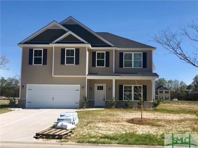 206 Caroline Way, Guyton, GA 31312 (MLS #198814) :: The Randy Bocook Real Estate Team
