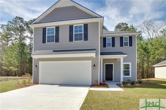 34 Cockle Shell Road, Savannah, GA 31419 (MLS #198960) :: Karyn Thomas