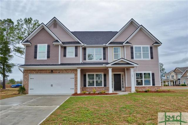 100 Cypress Loop, Bloomingdale, GA 31302 (MLS #198994) :: McIntosh Realty Team