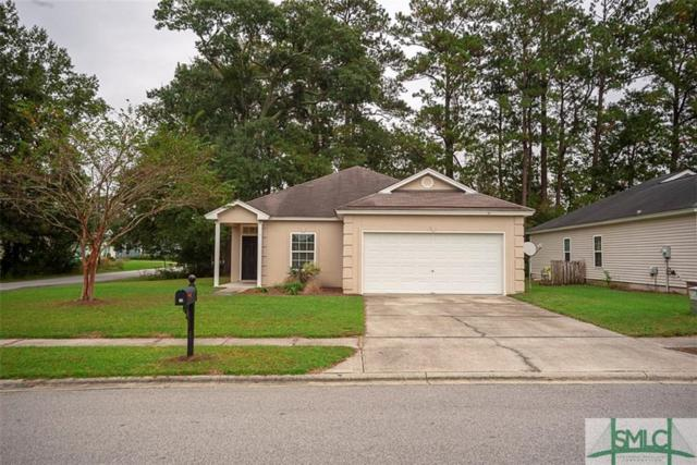 10 Ross Way, Richmond Hill, GA 31324 (MLS #199077) :: Keller Williams Realty-CAP
