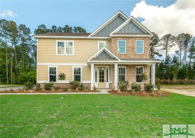 233 Highland Circle, Richmond Hill, GA 31324 (MLS #199133) :: The Randy Bocook Real Estate Team