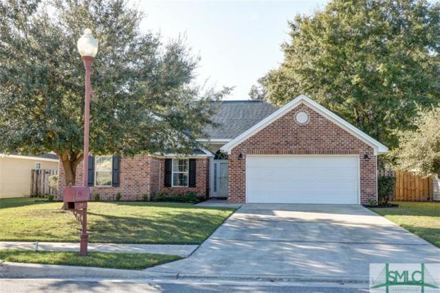 219 Pebblestone Drive, Bloomingdale, GA 31302 (MLS #199284) :: The Randy Bocook Real Estate Team