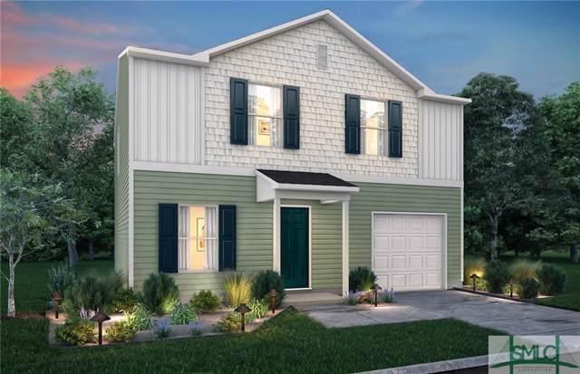 225 Telfair Drive, Hinesville, GA 31313 (MLS #199536) :: Bocook Realty