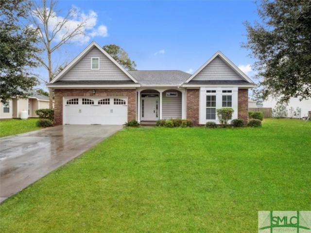 121 Mosswood Drive, Savannah, GA 31405 (MLS #199633) :: Teresa Cowart Team