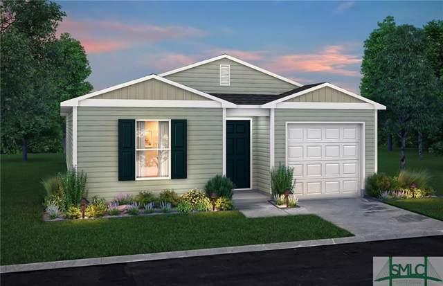 31 Morgan Court, Ludowici, GA 31316 (MLS #199685) :: The Arlow Real Estate Group