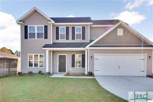 167 Sawgrass Drive, Savannah, GA 31405 (MLS #199953) :: Teresa Cowart Team