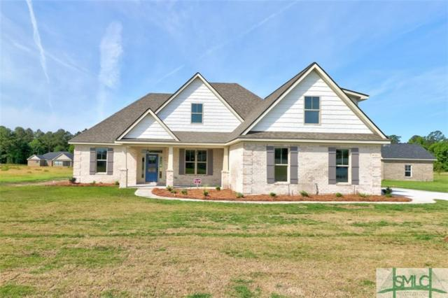 607 Ebbets Field Road, Guyton, GA 31312 (MLS #199976) :: The Randy Bocook Real Estate Team