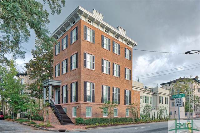 23 W Gordon Street, Savannah, GA 31401 (MLS #200338) :: Bocook Realty