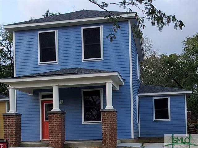 1702 New Castle Street, Savannah, GA 31415 (MLS #200747) :: Liza DiMarco