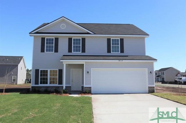 1812 White Cedar Way, Hinesville, GA 31313 (MLS #200816) :: The Randy Bocook Real Estate Team