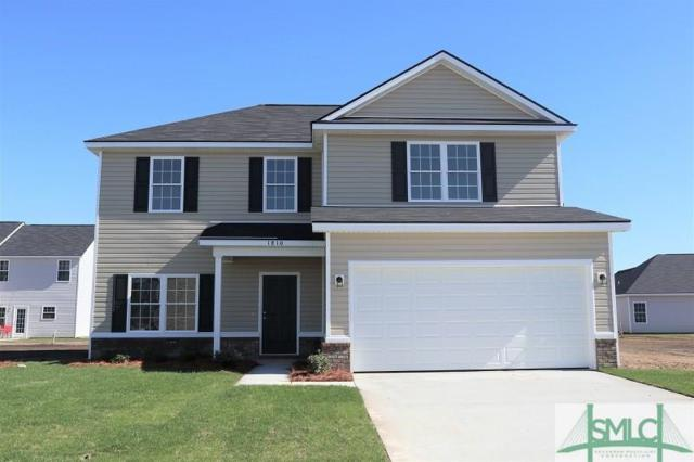 1810 White Cedar Way, Hinesville, GA 31313 (MLS #200829) :: The Randy Bocook Real Estate Team