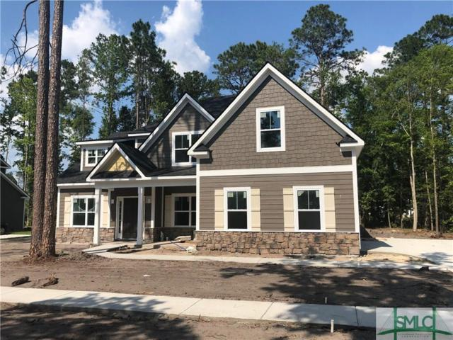 128 Blandford Crossing, Rincon, GA 31326 (MLS #201077) :: The Arlow Real Estate Group