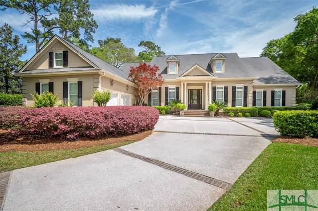 5 Deer Creek Drive, Savannah, GA 31411 (MLS #201113) :: Liza DiMarco