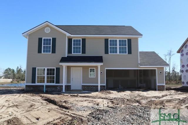 1595 Longleaf Court, Hinesville, GA 31313 (MLS #201357) :: The Randy Bocook Real Estate Team