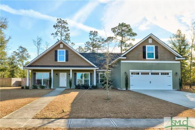 106 Buckingham Drive, Guyton, GA 31312 (MLS #201674) :: Keller Williams Realty-CAP