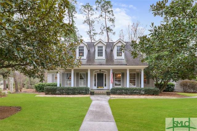 113 Pine Lakes Avenue, Savannah, GA 31405 (MLS #201833) :: Teresa Cowart Team