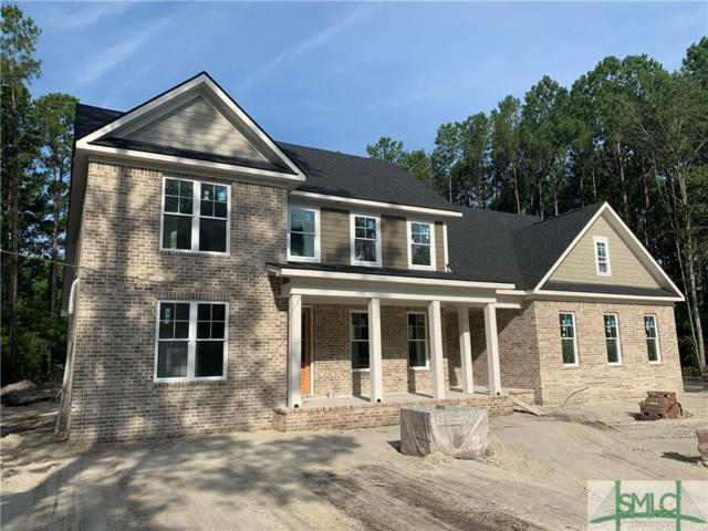 620 St Catherine Circle, Richmond Hill, GA 31324 (MLS #202140) :: The Randy Bocook Real Estate Team